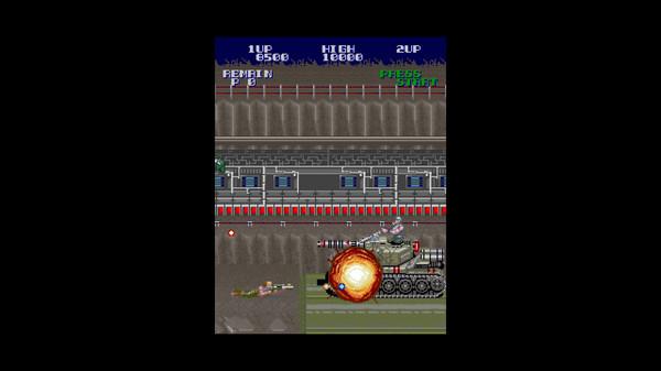 Скриншот №9 к Contra Anniversary Collection