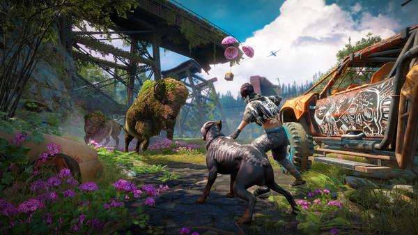 Скриншот №7 к Far Cry® New Dawn - Hurk Legacy Pack