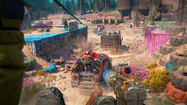 Скриншот №1 к Far Cry® New Dawn - Retro Weapon Pack