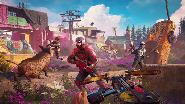 Скриншот №5 к Far Cry® New Dawn - Retro Weapon Pack