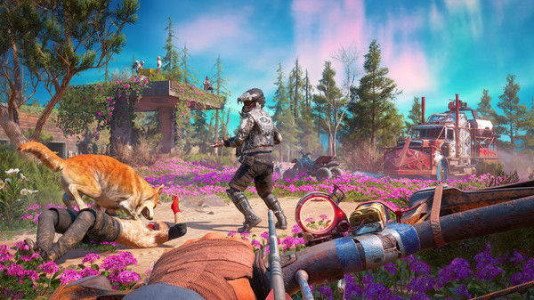 Скриншот №9 к Far Cry® New Dawn - Retro Weapon Pack