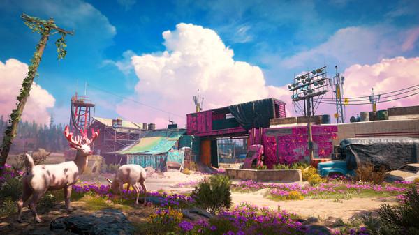 Скриншот №2 к Far Cry® New Dawn - Retro Weapon Pack