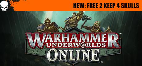 喜加一:Warhammer Underworlds: Online