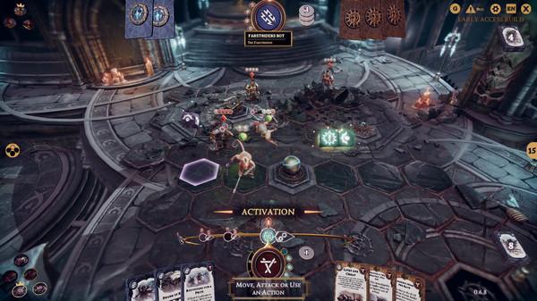 Скриншот №7 к Warhammer Underworlds Online