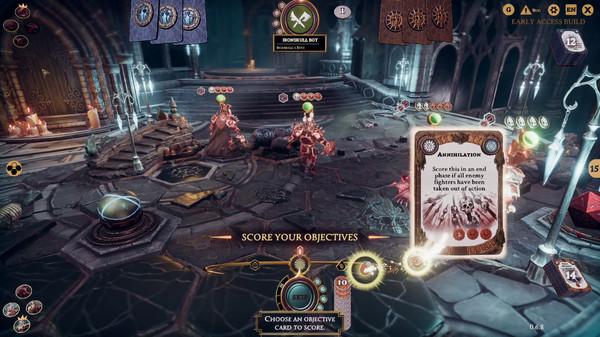 Скриншот №3 к Warhammer Underworlds Online