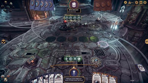 Скриншот №1 к Warhammer Underworlds Online
