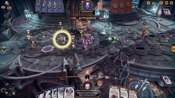 Скриншот №2 к Warhammer Underworlds Online