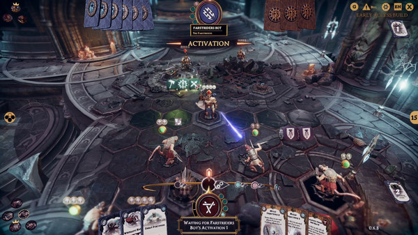 Скриншот №12 к Warhammer Underworlds Online