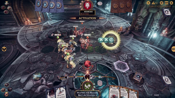 Скриншот №11 к Warhammer Underworlds Online