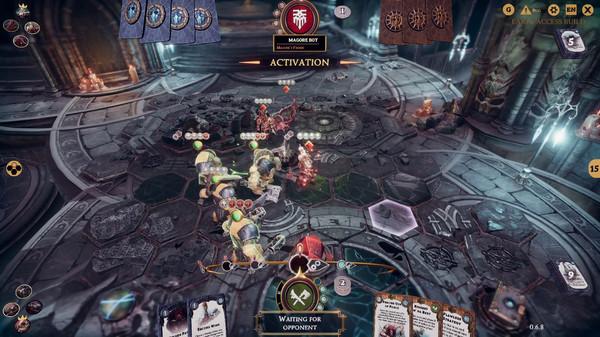 Скриншот №10 к Warhammer Underworlds Online