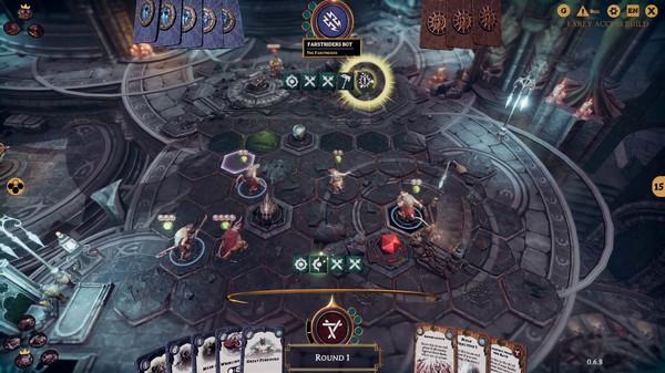 Скриншот №6 к Warhammer Underworlds Online