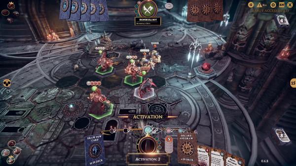 Скриншот №9 к Warhammer Underworlds Online