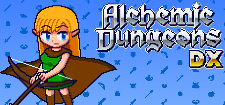 Alchemic Dungeons DX Cover Image