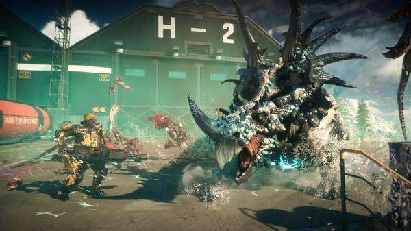 Скриншот №12 к Second Extinction™