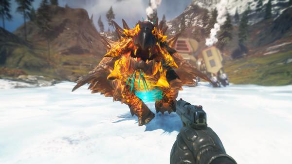 Скриншот №7 к Second Extinction™