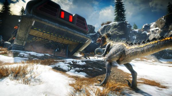 Скриншот №2 к Second Extinction™