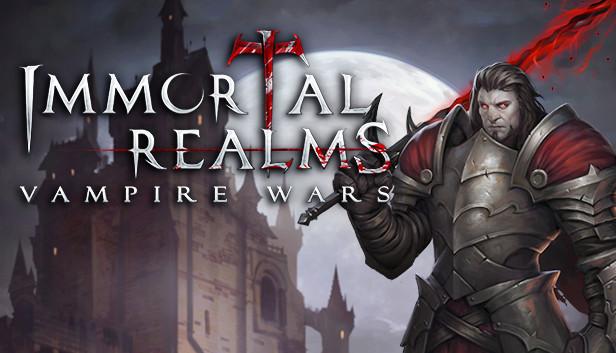 Immortal Realms: Vampire Wars no Steam