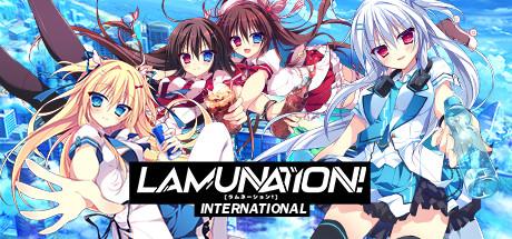 LAMUNATION! -international-