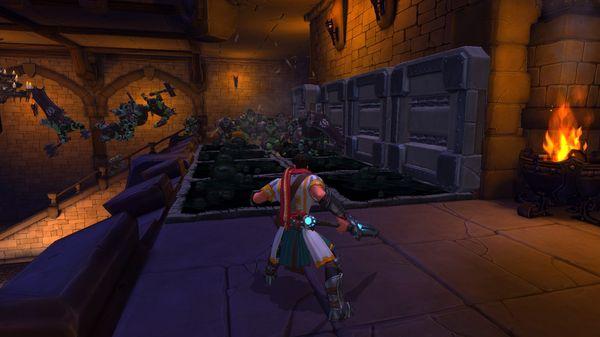 Orcs Must Die! скриншот