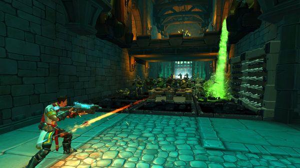 Скриншот №1 к Orcs Must Die!