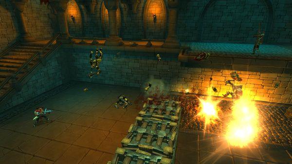 Скриншот №5 к Orcs Must Die!