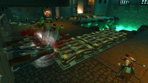 Скриншот №2 к Orcs Must Die!