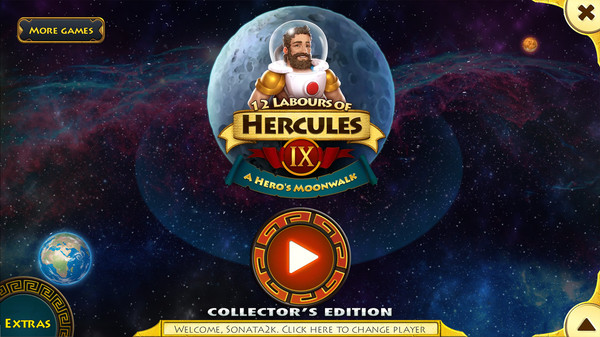 12 Labours of Hercules IX: A Hero's Moonwalk screenshot