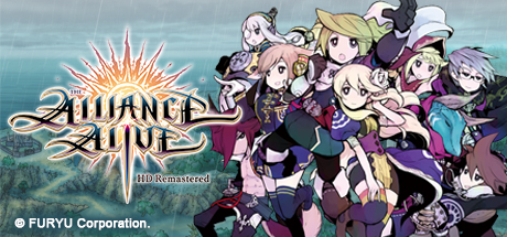 The Alliance Alive HD Remastered Cover Image
