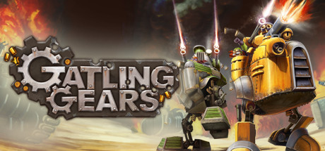 Gatling Gears Cover Image