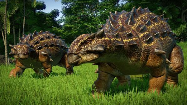 KHAiHOM.com - Jurassic World Evolution: Claire's Sanctuary