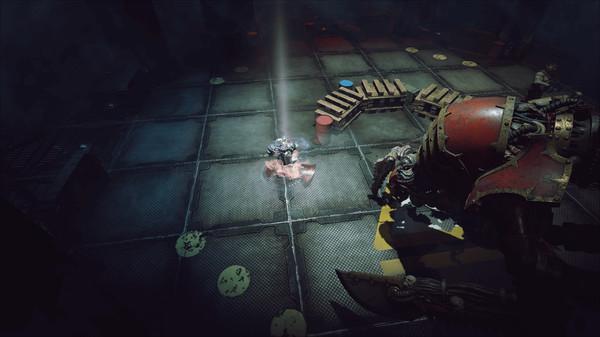 Скриншот №6 к Warhammer 40000 Inquisitor - Martyr - Reverence Emote