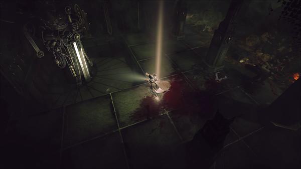 Скриншот №2 к Warhammer 40000 Inquisitor - Martyr - Reverence Emote