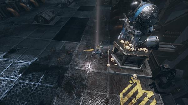 Скриншот №3 к Warhammer 40000 Inquisitor - Martyr - Reverence Emote
