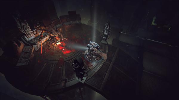 Скриншот №5 к Warhammer 40000 Inquisitor - Martyr - Reverence Emote