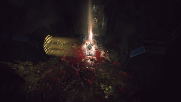 Скриншот №1 к Warhammer 40000 Inquisitor - Martyr - Reverence Emote