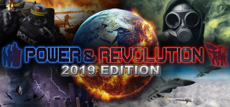 Power & Revolution 2019 Edition Cover Image