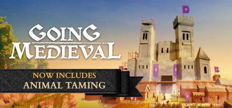 Game Banner Going Medieval