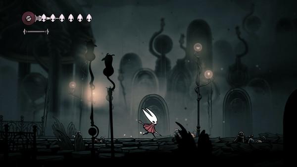Скриншот №5 к Hollow Knight Silksong