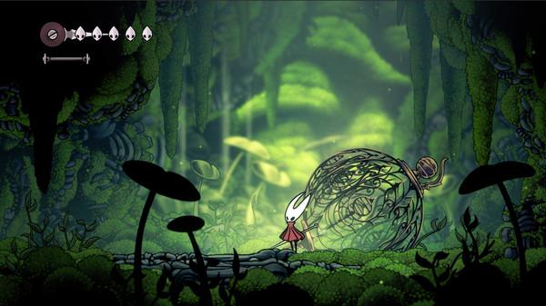Скриншот №1 к Hollow Knight Silksong