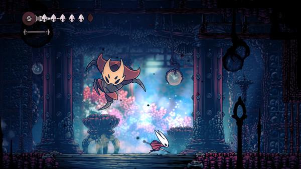 Скриншот №2 к Hollow Knight Silksong