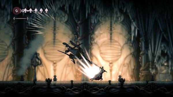 Скриншот №4 к Hollow Knight Silksong