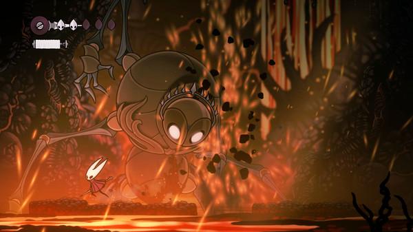 Скриншот №3 к Hollow Knight Silksong