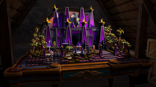 Table of Tales: The Crooked Crown screenshot