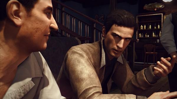 Скриншот №2 к Mafia II Definitive Edition