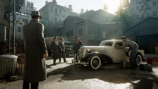 Mafia: Definitive Edition (Mafia Remake) скриншот