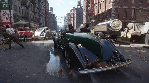 Скриншот №7 к Mafia Definitive Edition