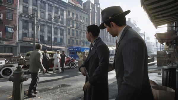 Скриншот №1 к Mafia Definitive Edition