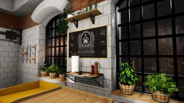 Скриншот №1 к Bakery Simulator