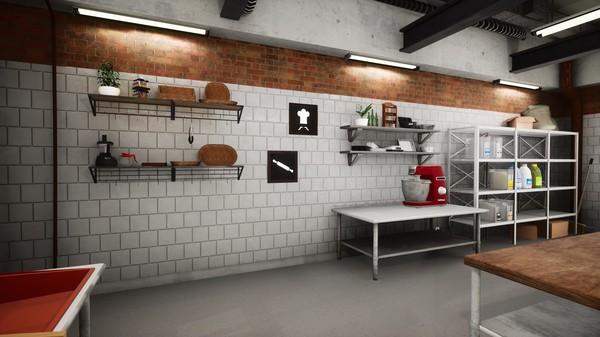Скриншот №2 к Bakery Simulator