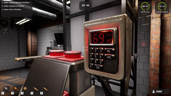 Скриншот №7 к Bakery Simulator